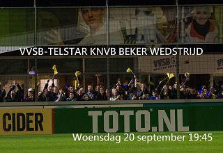 VVSB-TELSTAR KNVB BEKER