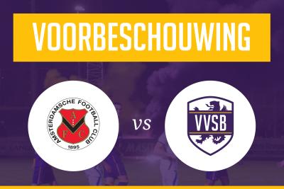 Voorbeschouwing AFC - VVSB