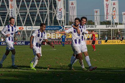 VVSB boekt zwaarbevochten overwinning op AFC