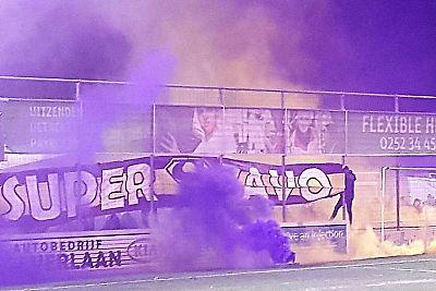 VVSB verliest derby van koploper Katwijk