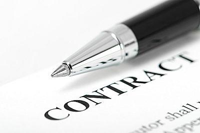 Contracten getekend!!