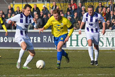 VVSB wint in bollenderby bij FC Lisse