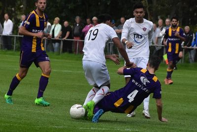 Vooruitblik FC Rijnvogels - VVSB