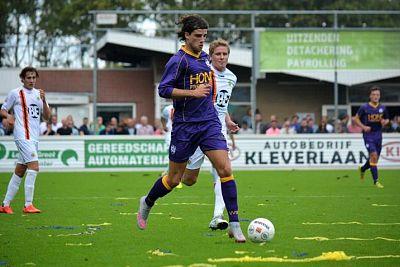 VVSB wint met minimale score van FC Rijnvogels
