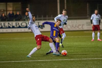 VVSB wint oefenwedstrijd tegen vv Noordwijk
