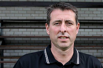 PATRICK VAN DER FITS NIEUWE ASSISTENT TRAINER