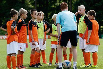 O11 VVSB pupillen geselecteerd voor district trainingen bij KNVB