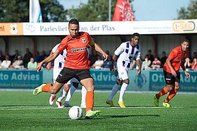 Standaardsituaties nekken VVSB tegen Katwijk