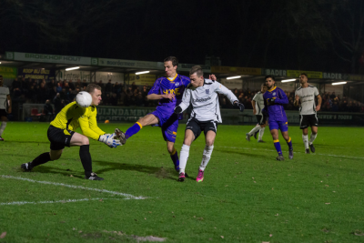 VVSB verliest na goede reeks wedstrijden