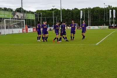 VVSB maakt zich op voor de play-offs met zege op ongeïnspireerd FC Lienden