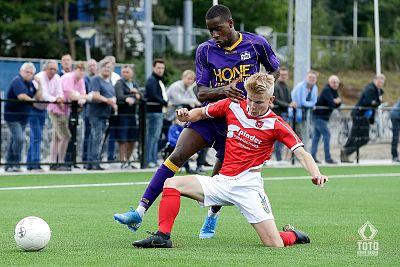 VVSB verlaat al in de eerste voorronde de KNVB Beker