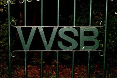 VVSB SLUIT HET SPORTPARK (update 15-3)