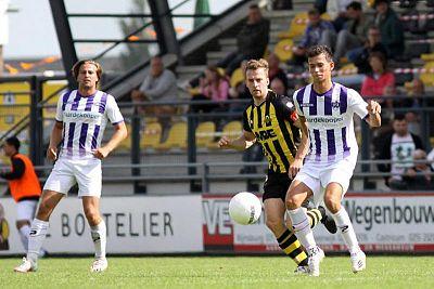 VVSB leidt nederlaag tegen Rijnsburgse Boys