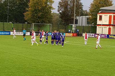VVSB neemt overwinning bij Ajax mee