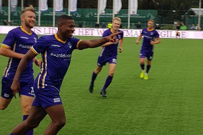 VVSB wint van Sportlust bij hernieuwde opening sportpark