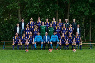 Zaterdag 1 in achtste finale Haarlems Dagblad Cup