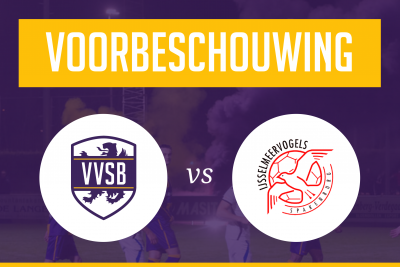 Voorbeschouwing VVSB – IJsselmeervogels