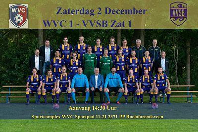 WVC 1 - VVSB Zat. 1