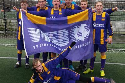 G-team van VVSB kampioen!!