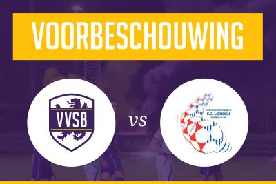 Voorbeschouwing VVSB - FC Lienden