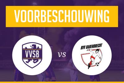 Voorbeschouwing VVSB - Barendrecht