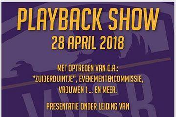 Playbackshow 28 april