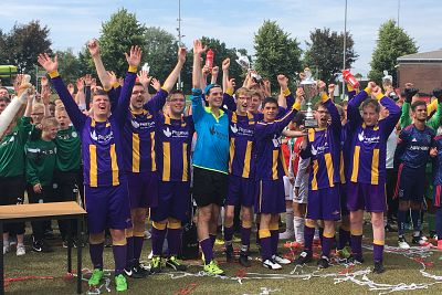VVSB G1 Wint Ajax toernooi