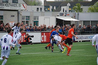 VVSB verliest derby van Katwijk