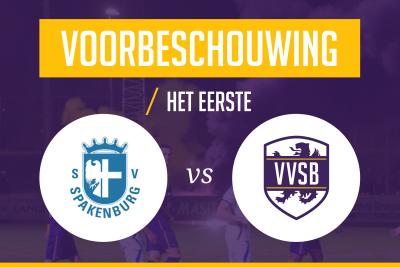 Voorbeschouwing Spakenburg - VVSB