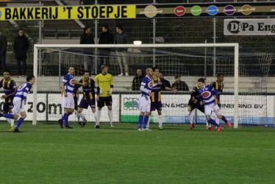 VVSB lijdt nederlaag bij Spakenburg
