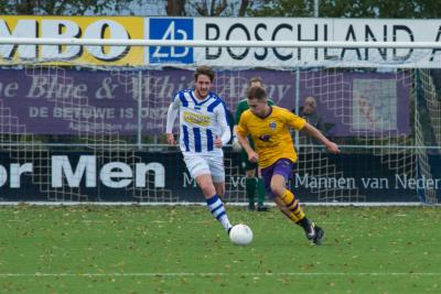 VVSB en FC Lienden delen de punten in eerste wedstrijd na winterstop