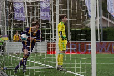 JO19-speler Guus Verver maakt vervroegde overstap