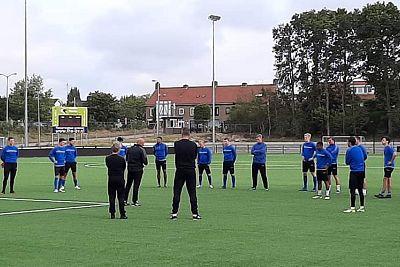 Oefenprogramma VVSB 1 2020-2021