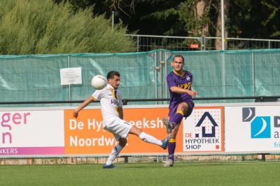 VVSB wint derby van FC Lisse met 1-3