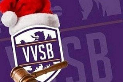 Kerstveiling VVSB  gaat niet door !