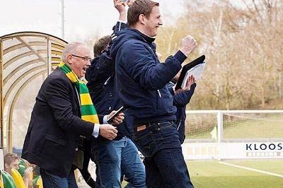 Kristian Weijers nieuwe hoofdtrainer zaterdag selectie