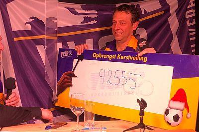 VVSB Online Paasveiling brengt €42.555 op!
