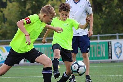 Play2Improve-voetbaldagen bij VVSB