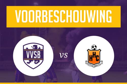 Voorbeschouwing VVSB - HHC Hardenberg