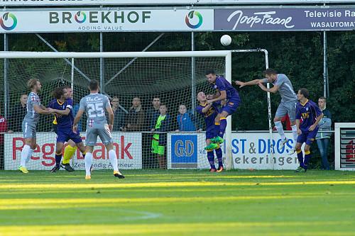 VVSB verliest in blessuretijd van Kozakken Boys