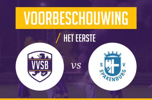 Voorbeschouwing VVSB - Spakenburg