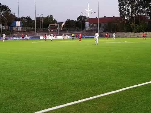VVSB speelt oefenwedstrijd tegen FC Boshuizen gelijk