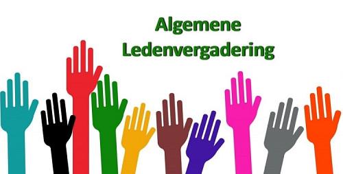 ALGEMENE LEDENVERGADERING VVSB MAANDAG 4 NOVEMBER