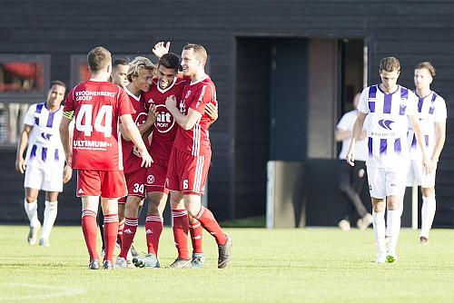 VVSB begint 2020 met nederlaag bij Jong Almere City