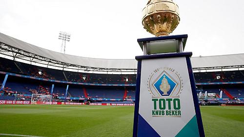 VVSB treft Sliedrecht in eerste voorronde KNVB Beker
