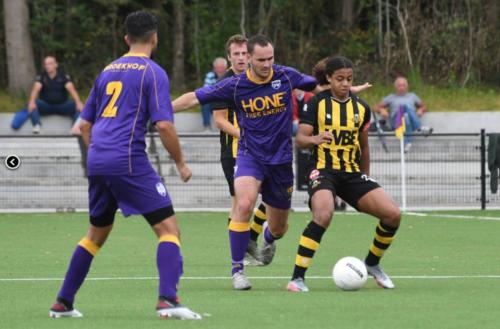 VVSB speelt thuis tegen RKVV Velsen