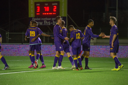 VVSB weet oefenwedstrijd tegen Velsen te winnen