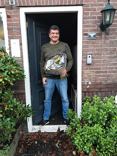 Afscheid Jan Huijsmans en Brian Jansen