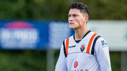 Enzo Huntink nieuwe aanwinst VVSB