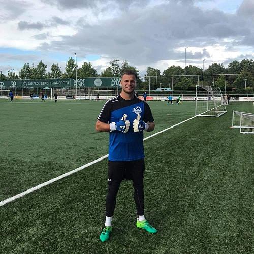 Rick van der Mast nieuwe keeper VVSB; Jan van Gijlswijk wordt teammanager